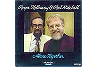 Kellaway, Roger & Mitchell, Red - ALONE TOGETHER  - (CD)