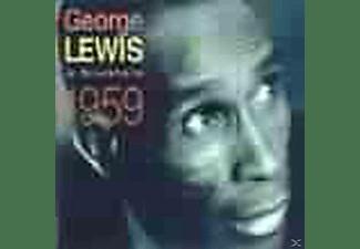 George Lewis - IN STOCKHOLM 1959  - (CD)