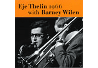 Eje Thelin - Eje Thelin 1966 With Barn  - (CD)