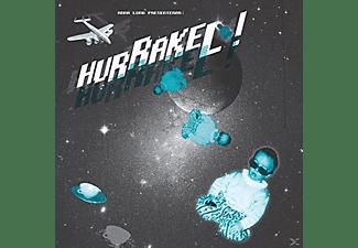 Hurrakel - ANNA LUND PRESENTERAR HURRAKEL!  - (Vinyl)