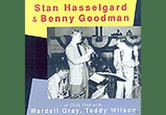 "Ake ""stan"" & Benny Hasselgard - AT CLIQUE 1948  - (CD)"