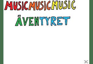 Musicmusicmusic - AVENTYRET  - (CD)