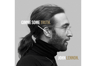 John Lennon - GIMME SOME TRUTH.  - (Vinyl)