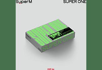 Superm - SuperM The 1st Album 'Super One'  - (CD)