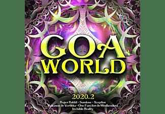 VARIOUS - Goa World 2020.2  - (CD)