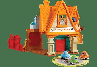 VTECH Tut Tut Cory Flitzer - Corys Haus Spielset, Mehrfarbig