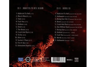 Soulbound - ADDICTED TO HELL  - (CD)