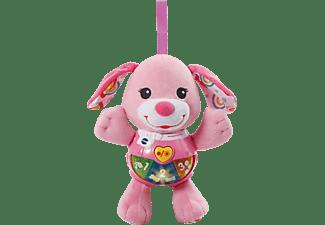 VTECH Melodienhündchen pink Babyspielzeug, Mehrfarbig