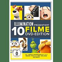 Illumination 10 Filme DVD-Edition DVD