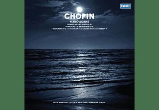 Pavica Gvozdic, Peter Schmalfuss, Tosmic Dubravka - PIANOWORKS (180G VINYL)  - (Vinyl)
