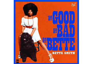 Bette Smith - THE GOOD,THE BAD AND THE BETTE (180G)  - (Vinyl)