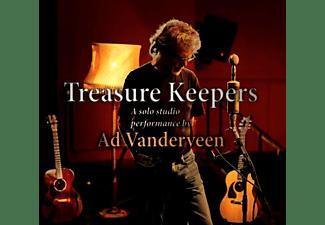 Ad Vanderveen - Treasure Keepers  - (CD)