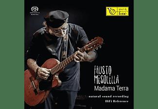 Fausto Mesolella - Madama Terra (Natural Sound Recording)  - (SACD Hybrid)