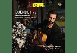 Andrea Castelfranato - Duende Live (Natural Sound Recording)  - (SACD Hybrid)