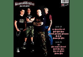 Krawallbrüder - DAS 11TE GEBOT (LIM.180G YELLOW VINYL)  - (Vinyl)