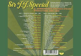 VARIOUS - Sir J.J.Special-Ska And Rock 1966-68 (2CD)  - (CD)