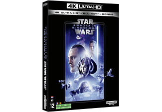 Star Wars Episode 1: La Menace Fantôme - 4K Blu-ray