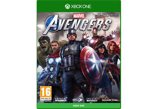 SQUARE ENIX Marvels Avengers XBOX ONE Oyun
