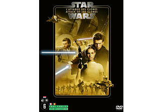 Star Wars Episode 2: L'Attaque Des Clones - DVD