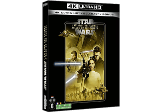 Star Wars Episode 2: L'Attaque Des Clones - 4K Blu-ray