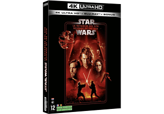 Star Wars Episode 3: La Revanche des Sith - 4K Blu-ray