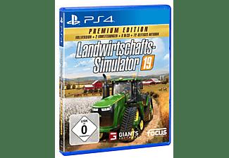 PS4 LANDWIRTSCHAFTS-SIMULATOR 19 (PREMIUM EDIT.) - [PlayStation 4]