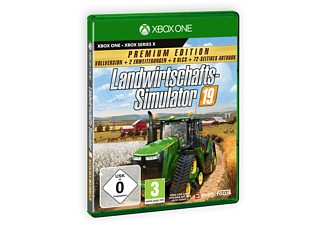 XBO LANDWIRTSCHAFTS-SIMULATOR 19 (PREM.EDIT.) - [Xbox One]