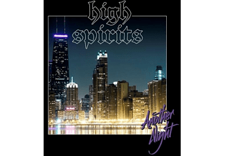 High Spirits - ANOTHER NIGHT (LIMITED TRANSPARENT ULTRA CLEAR)  - (Vinyl)