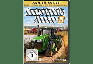 LANDWIRTSCHAFTS-SIMULATOR 19 (PREMIUM EDIT.) - [PC]