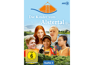 Die Kinder vom Alstertal - Staffel 3 DVD