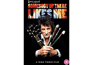 Ronnie Wood - Somebody Up There Likes Me  - (DVD)