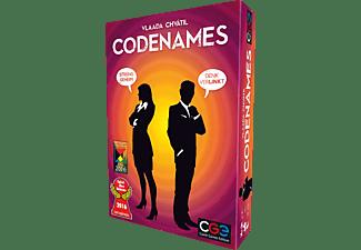 CHECH GAMES EDIT Codenames Gesellschaftsspiel Mehrfarbig