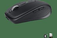 LOGITECH MX Anywhere 3 ergonomische kabellose Maus, Graphite