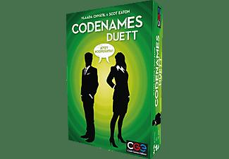 CHECH GAMES EDIT Codenames Duett Gesellschaftsspiel Mehrfarbig