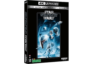 Star Wars Episode 5: The Empire Strikes Back - 4K Blu-ray