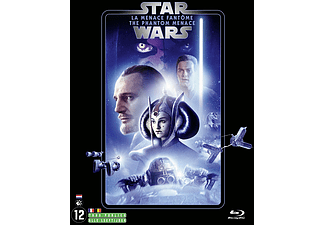 Star Wars Episode I: The Phantom Menace - Blu-ray
