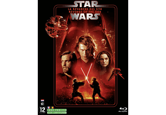 Star Wars Episode 3: Revenge Of The Sith - Blu-ray