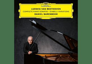 Daniel Barenboim - Complete Beethoven Piano Sonata - Diabelli Variations  - (CD)