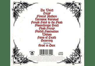 Lik - Misanthropic Breed (ltd.Digipac)  - (CD)