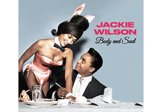 Jackie Wilson - BODY AND SOUL / YOU AIN'T HEARD NOTHIN' YET  - (CD)