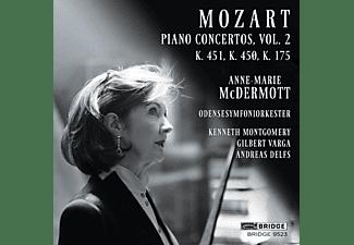 Anne-marie Mcdermott - Piano Concertos,Vol.2  - (CD)