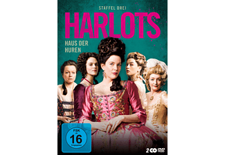 Harlots: Haus der Huren - Staffel 3 DVD