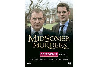 Midsomer Murders Seizoen 7 Deel 1 | DVD