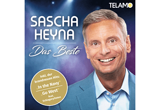 Sascha Heyna - Das Beste  - (CD)