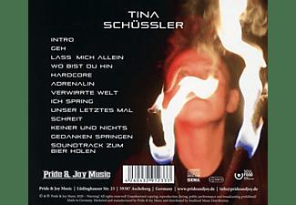 Tina Schüssler - VERWIRRTE WELT  - (CD)
