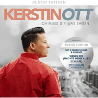Kerstin Ott - Ich Muss Dir Was Sagen (Platin Edition)  - (CD)