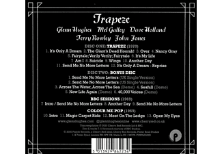 Trapeze - Trapeze (Remastered+Expanded 2CD Deluxe Edition)  - (CD)