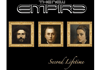 The New Empire - Second Lifetime  - (CD)