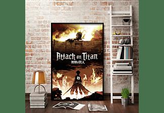 Attack On Titan Poster Manga / Anime