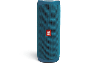 JBL Flip 5 ECO Bluetooth Lautsprecher, Ocean Blau